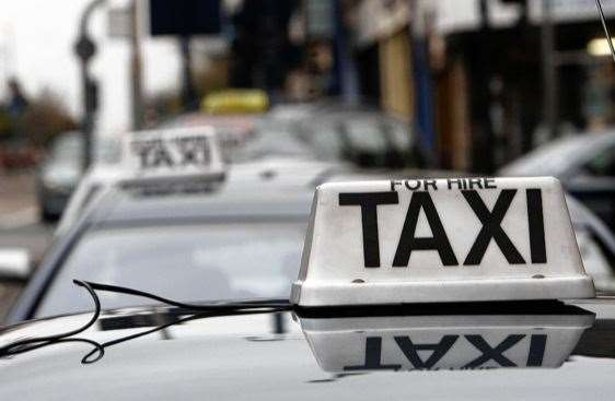 Brazil is charged with robbing a taxi driver
