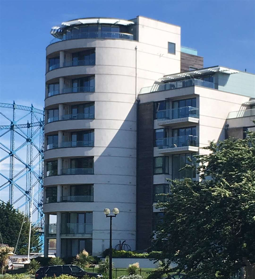 Medway Council has served an improvement notice on the building's owners