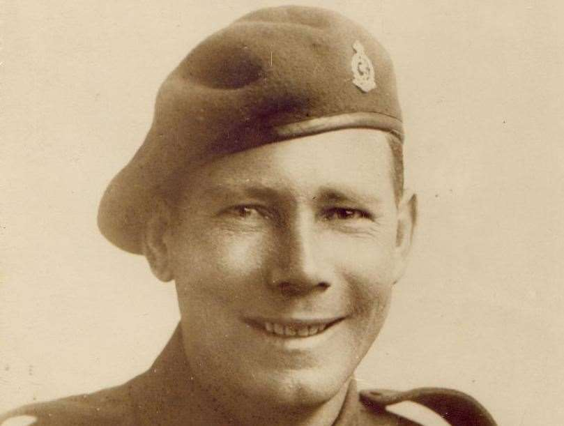 Eric Harden was posthumously awarded the Victoria Cross for his 'superb devotion' and 'courage'