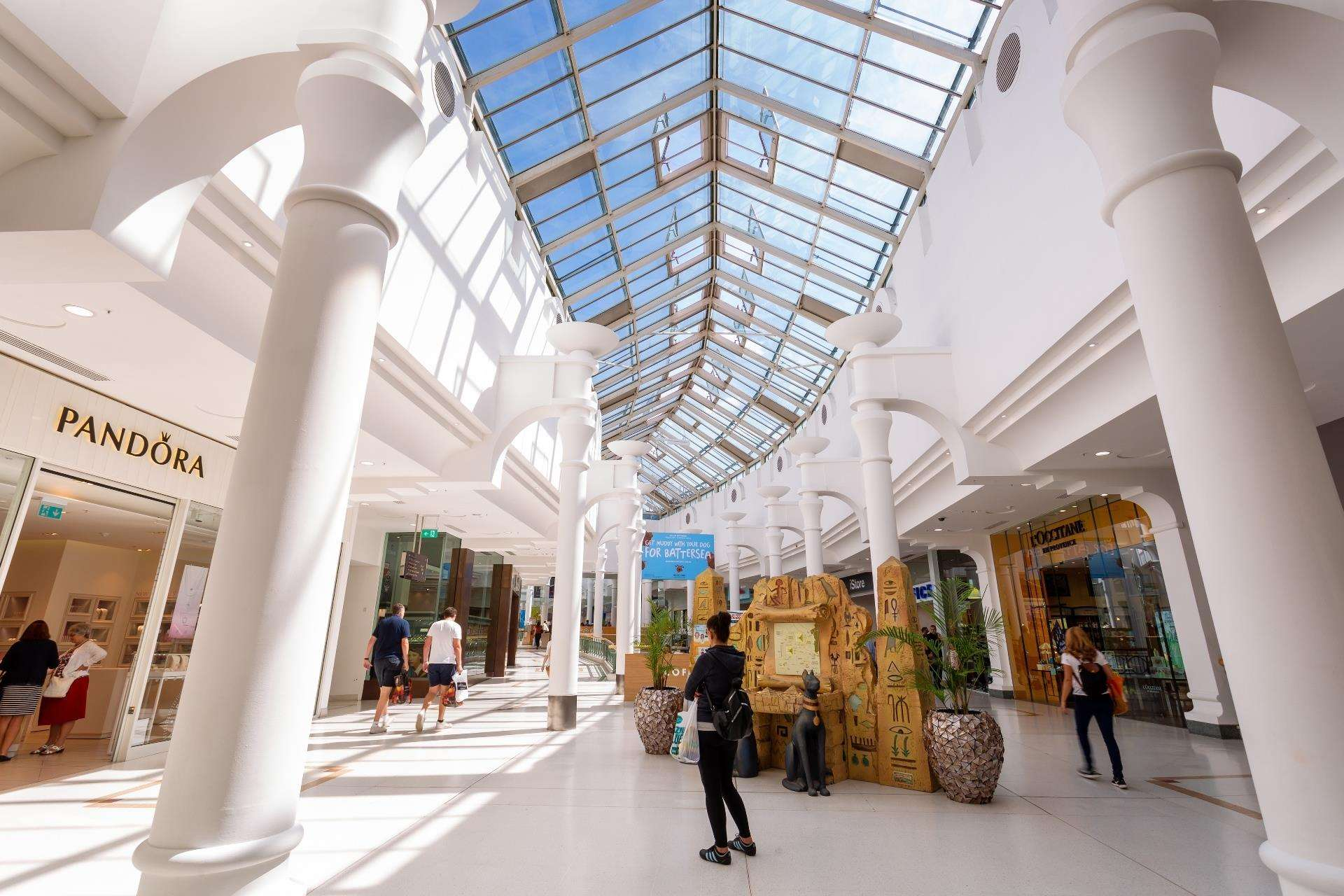The new farmers' market will be located at Royal Victoria Place (6956096)