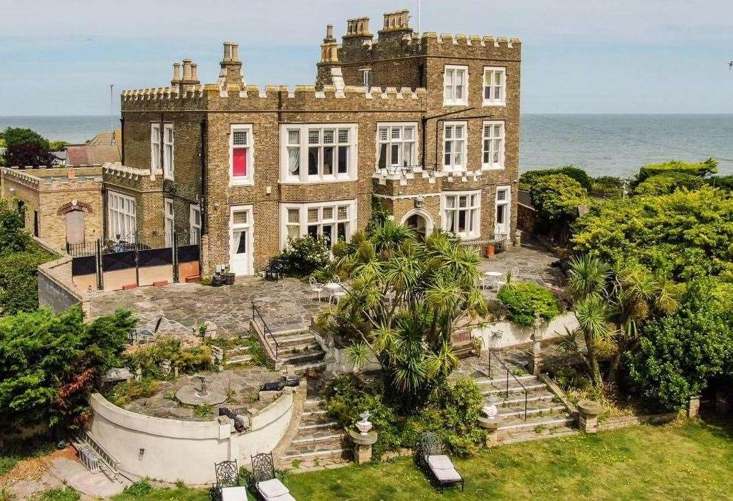 Bleak House is on the market for £2.5m. Picture: Fine & Country