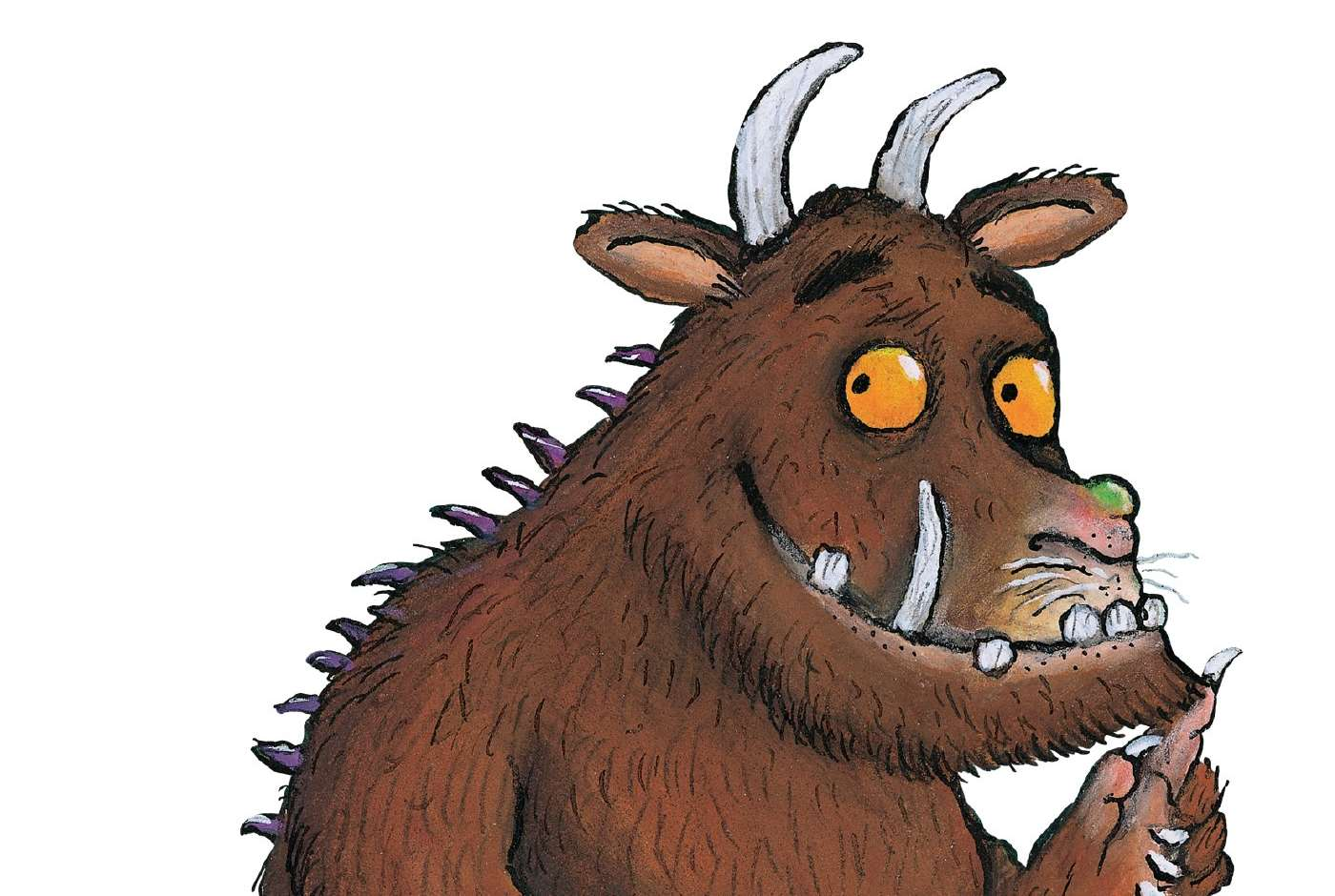 The Gruffalo is coming to Kent Life
