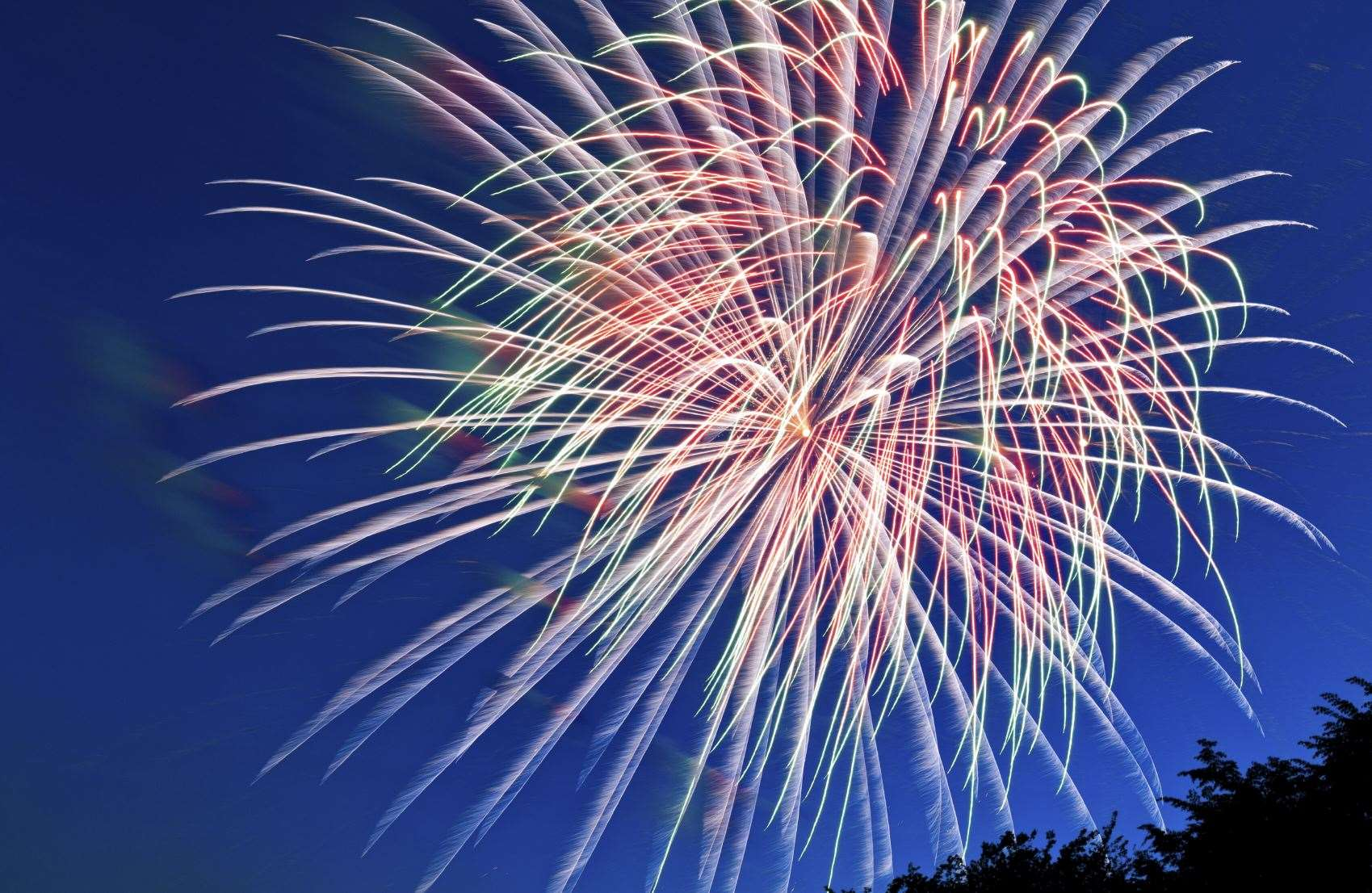 Find a fireworks display near you in Kent