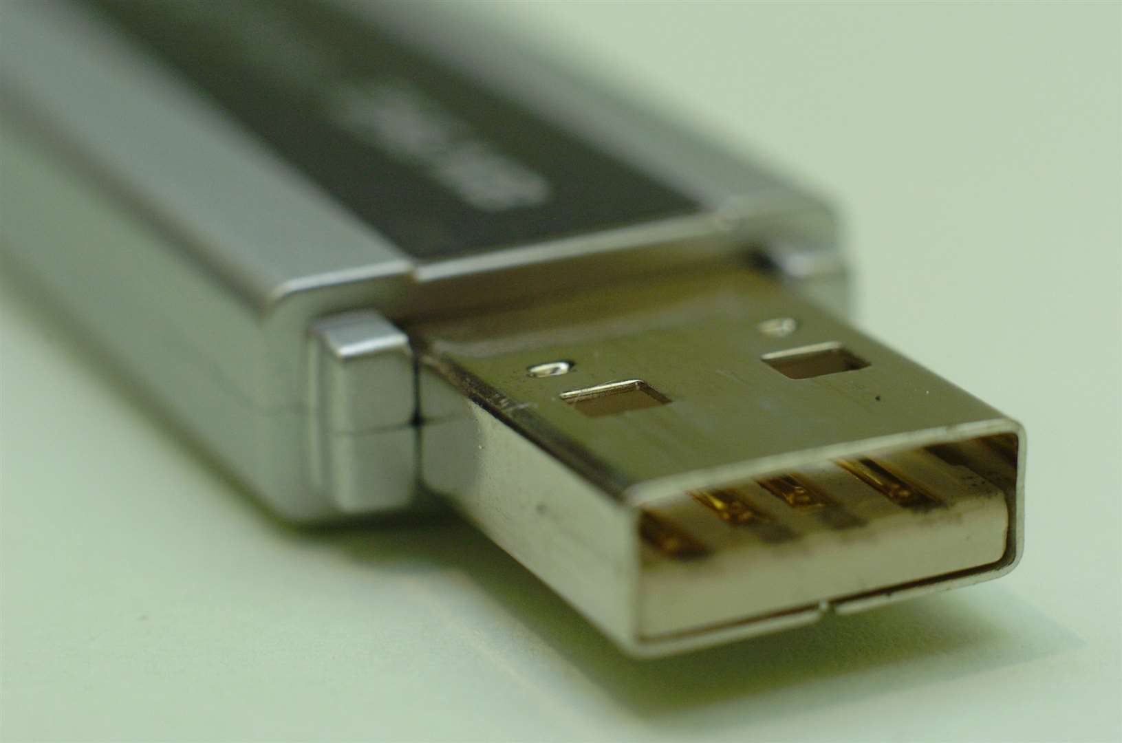 USB sticks can be encrypted for transferring data
