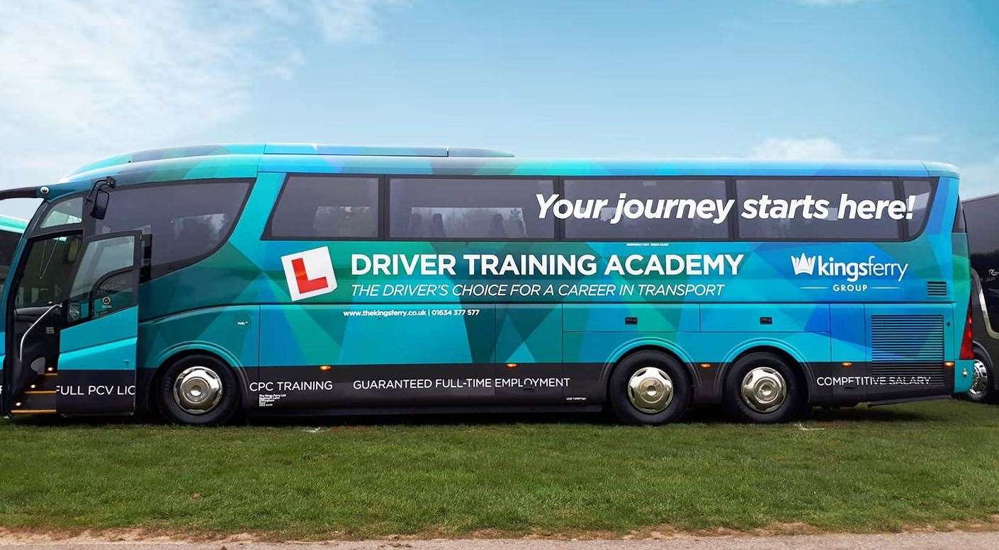 The Kings Ferry has launched its drivers academy (8475107)