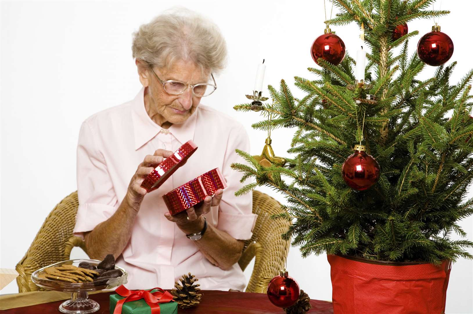 Christmas could be very lonely for lots of people this year. Picture: Getty Images/iStockphoto
