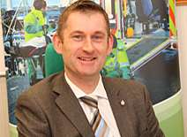 Daren Mochrie is the chief executive of South East Coast Ambulance