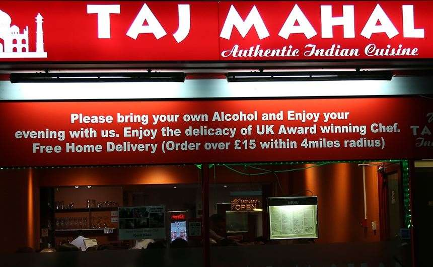 We do love the discounts at the Taj Mahal in Herne Bay - our top takeaway in the town