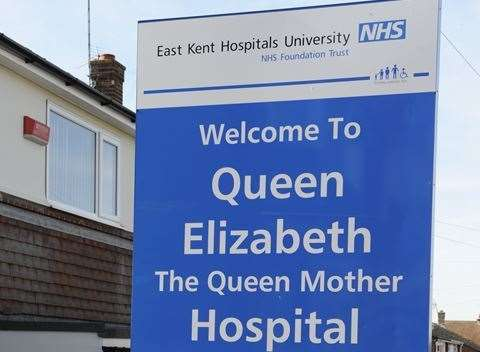 Mrs Bowyer sadly died after contracting Covid-19 at the QEQM hospital in Margate, having been admitted with appendicitis