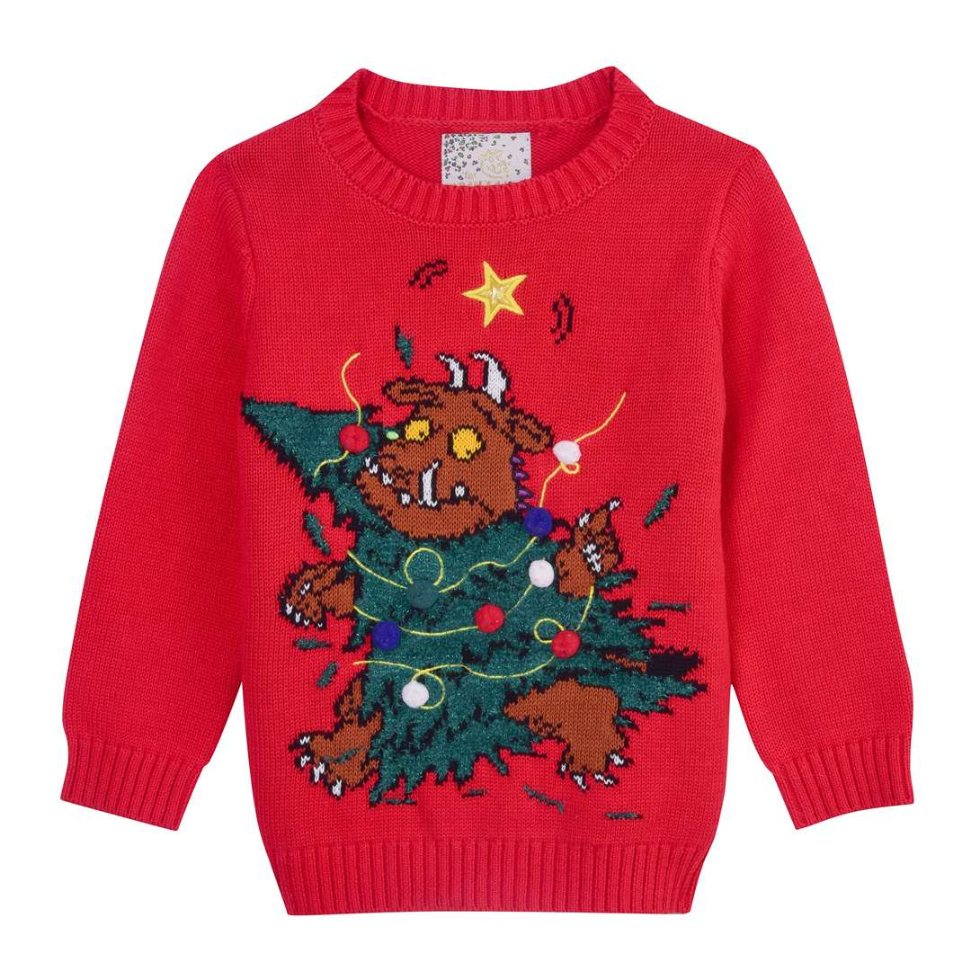 A range of Christmas jumpers have been especially designed for the event. Prices range from £7 to £14 depending on style and size and 25% of the sale of the Christmas Jumper range will be donated to Save the Children's Christmas Jumper Day. Available instore at Sainsbury's, online at TU, Sainsburys.co.uk and Argos.co.uk.