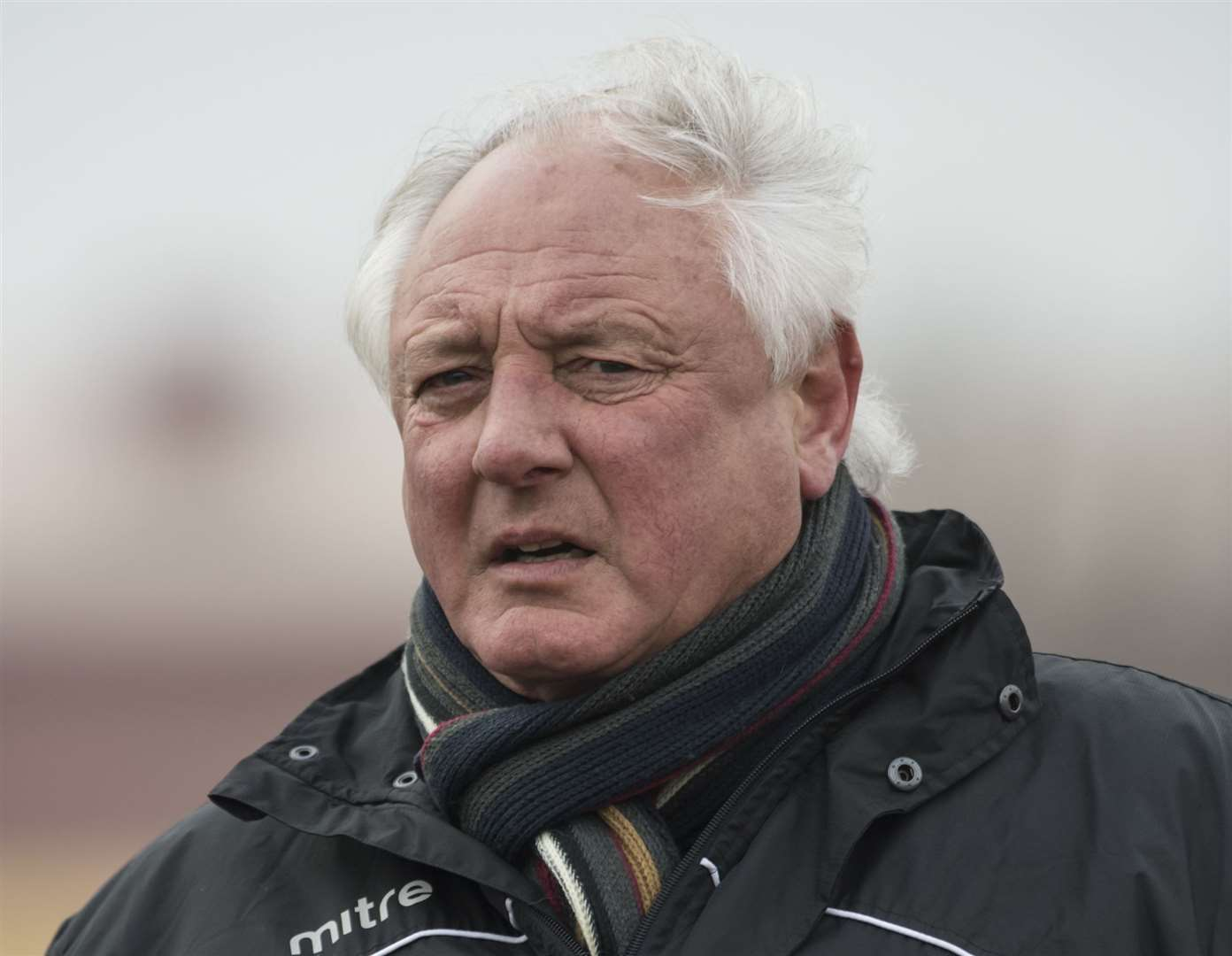 Folkestone Invicta manager Neil Cugley Picture: Andy Payton