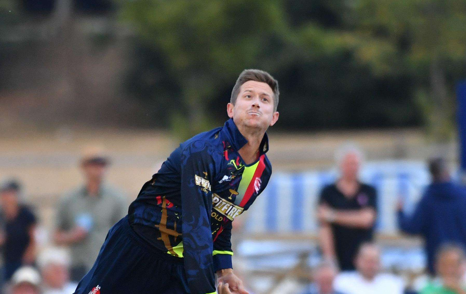Joe Denly. Picture: Keith Gillard.