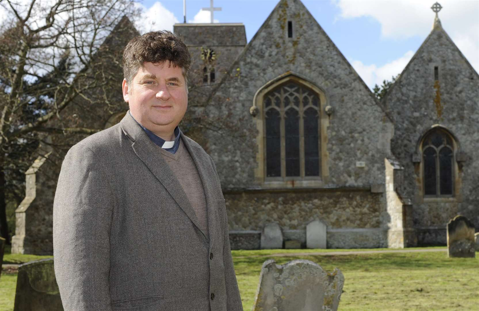 Rev Simon Tillotson agrees with the Diocese's guidelines