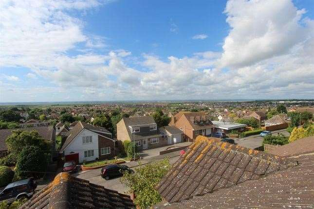 It boasts views across the island. Picture: Zoopla / Lamborn & Hill