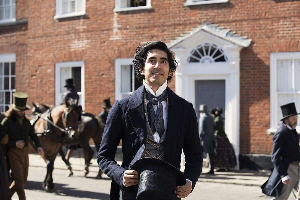 Dev Patel in The Personal History of David Copperfield Picture: Lionsgate UK
