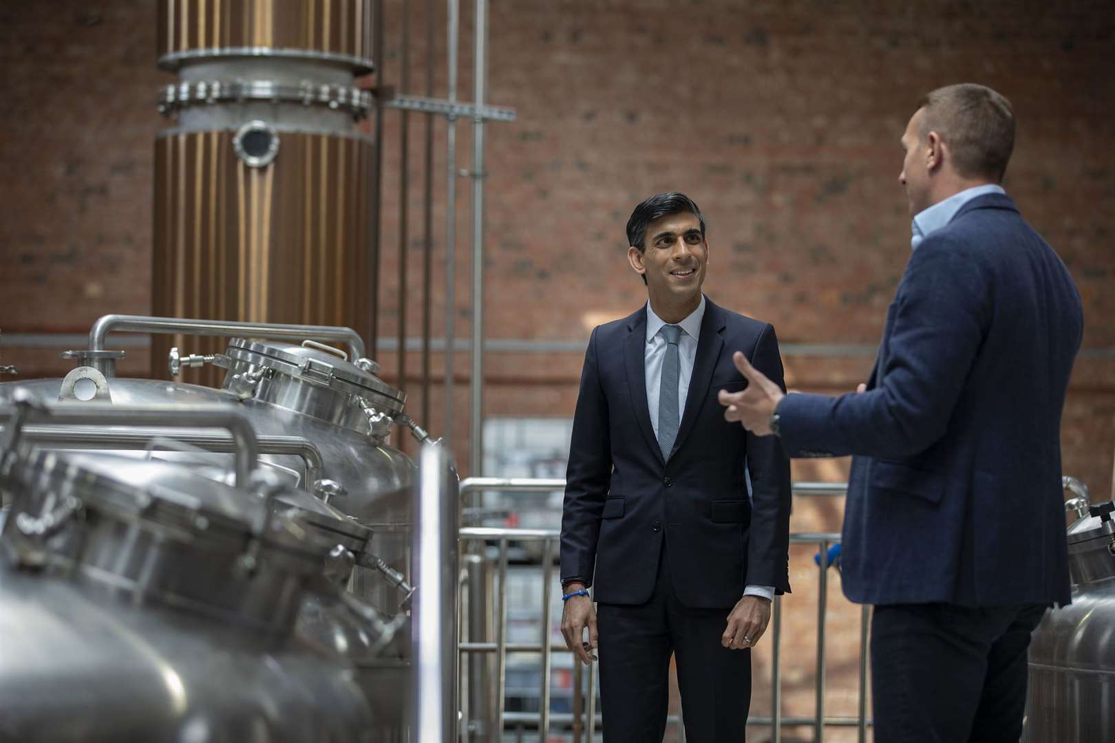 Chancellor Rishi Sunak announced a string of financial support measures for businesses during the health crisis. Picture: HM Treasury/Simon Walker
