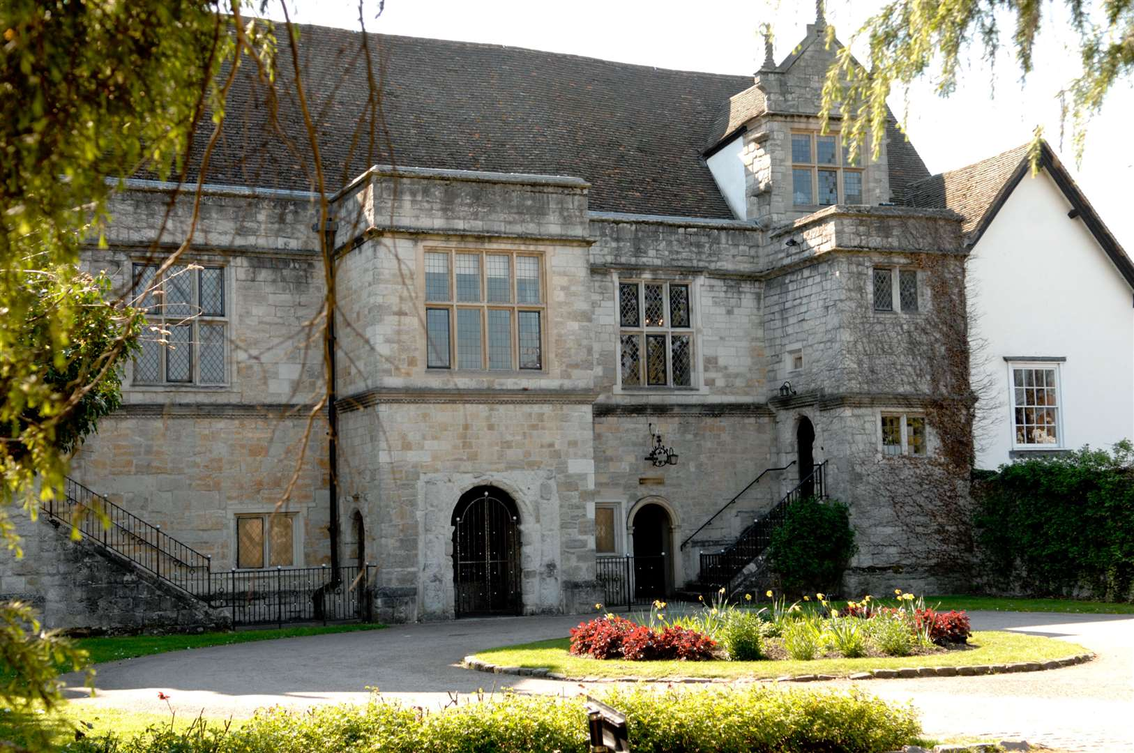 The Archbishop's Palace, Maidstone. Picture: Matthew Walker