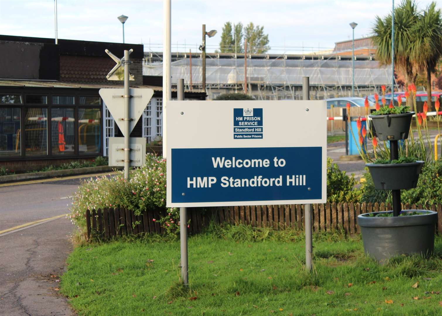 Stanford Hill Open Prison Isle of Sheppey