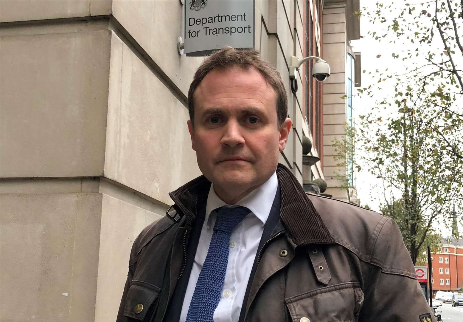 Tonbridge and Malling MP Tom Tugendhat put the request to the Rail Minister today