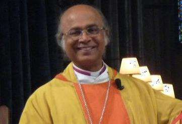 The former Bishop of Rochester, Michael Nazir-Ali