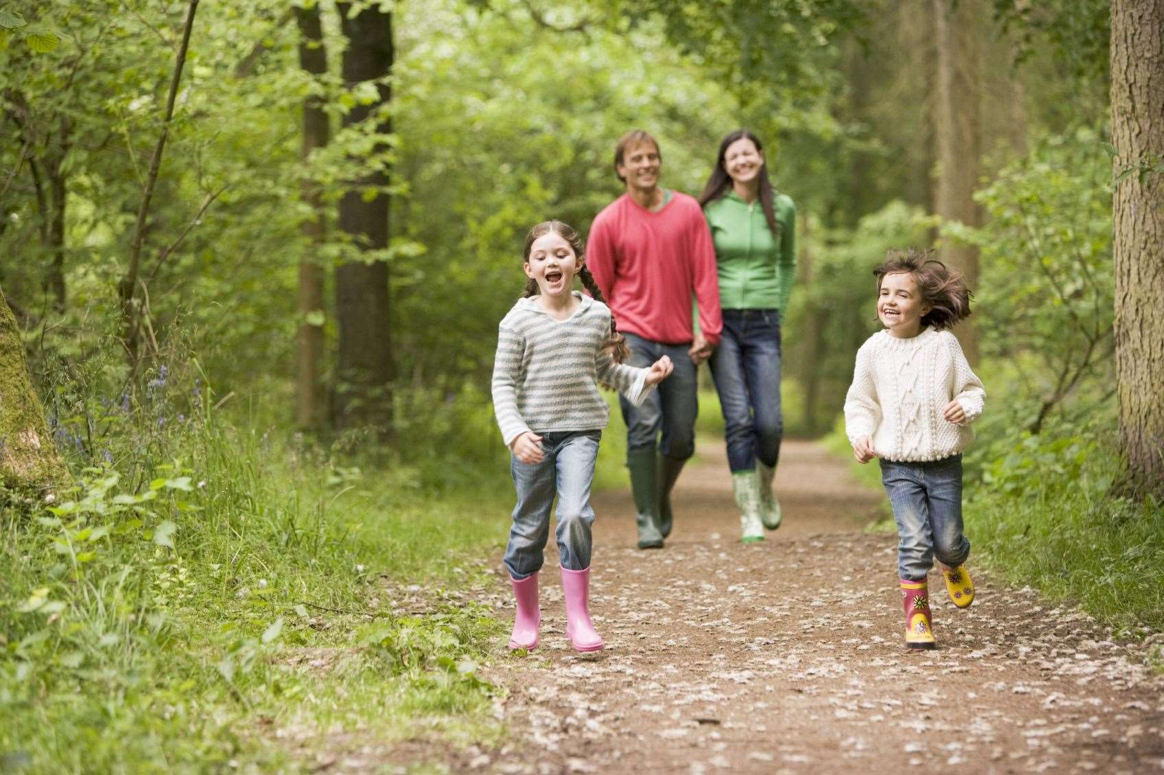 Get walking with some of the 50 walks on offer