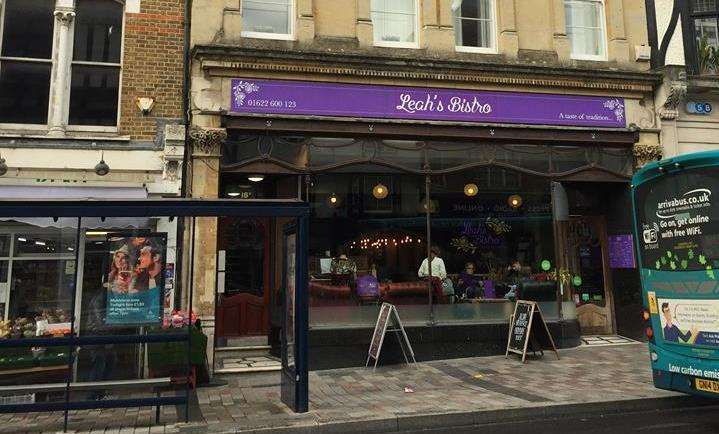 Leah's Bistro, The High Street, Maidstone (5185217)