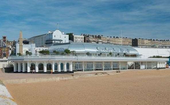 The Royal Victoria Pavilion, Ramsgate. Picture: Wetherspoon