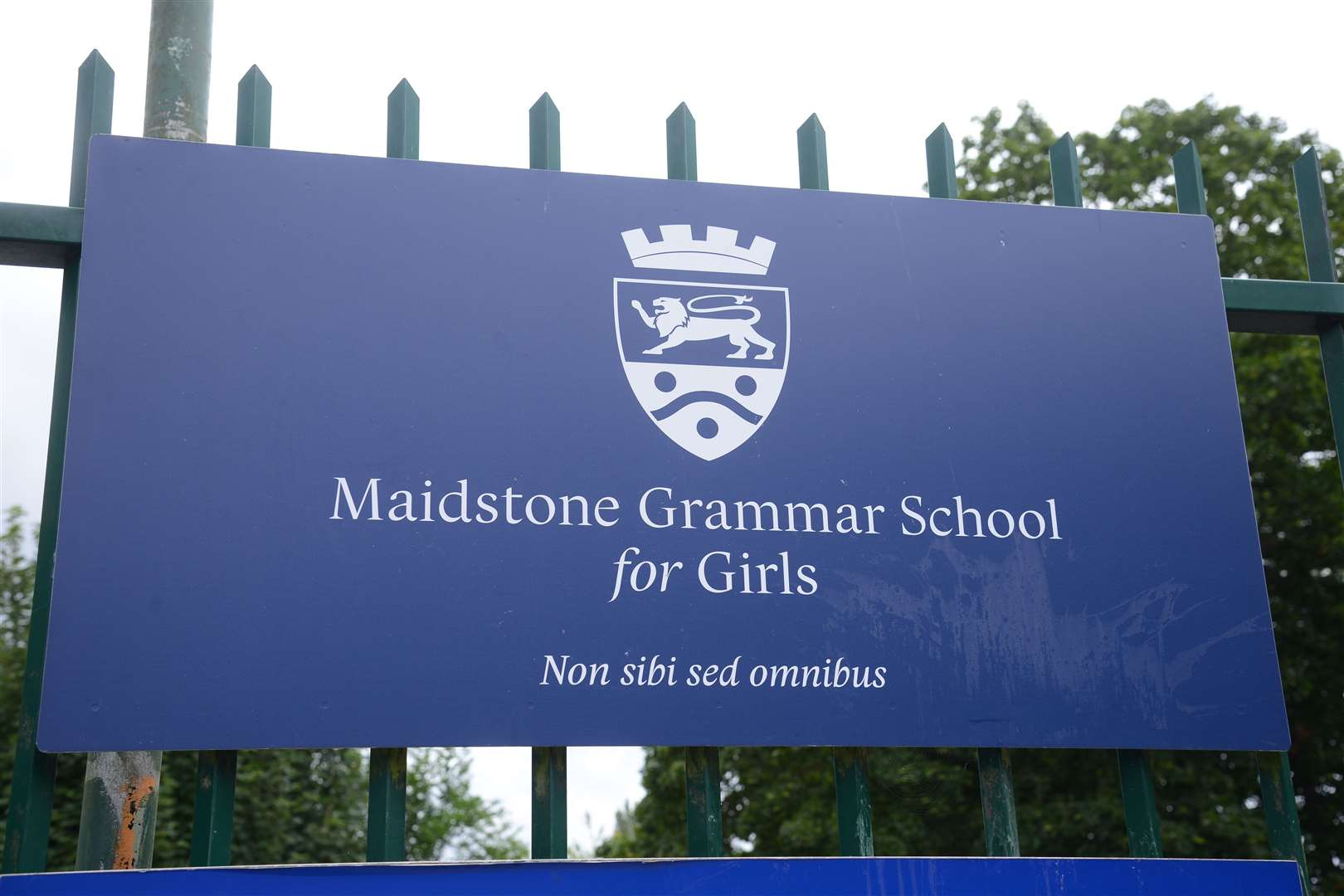 Maidstone Grammar School for Girls pupils had their prom cancelled
