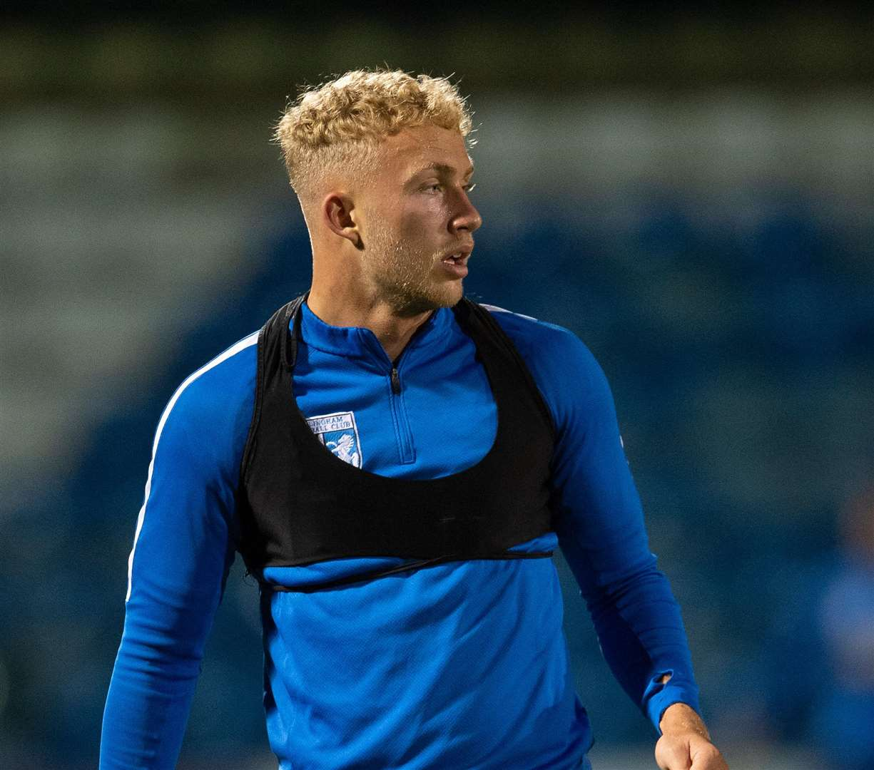 Danny Divine has joined Sittingbourne on loan after recovering from injury Picture: Ady Kerry