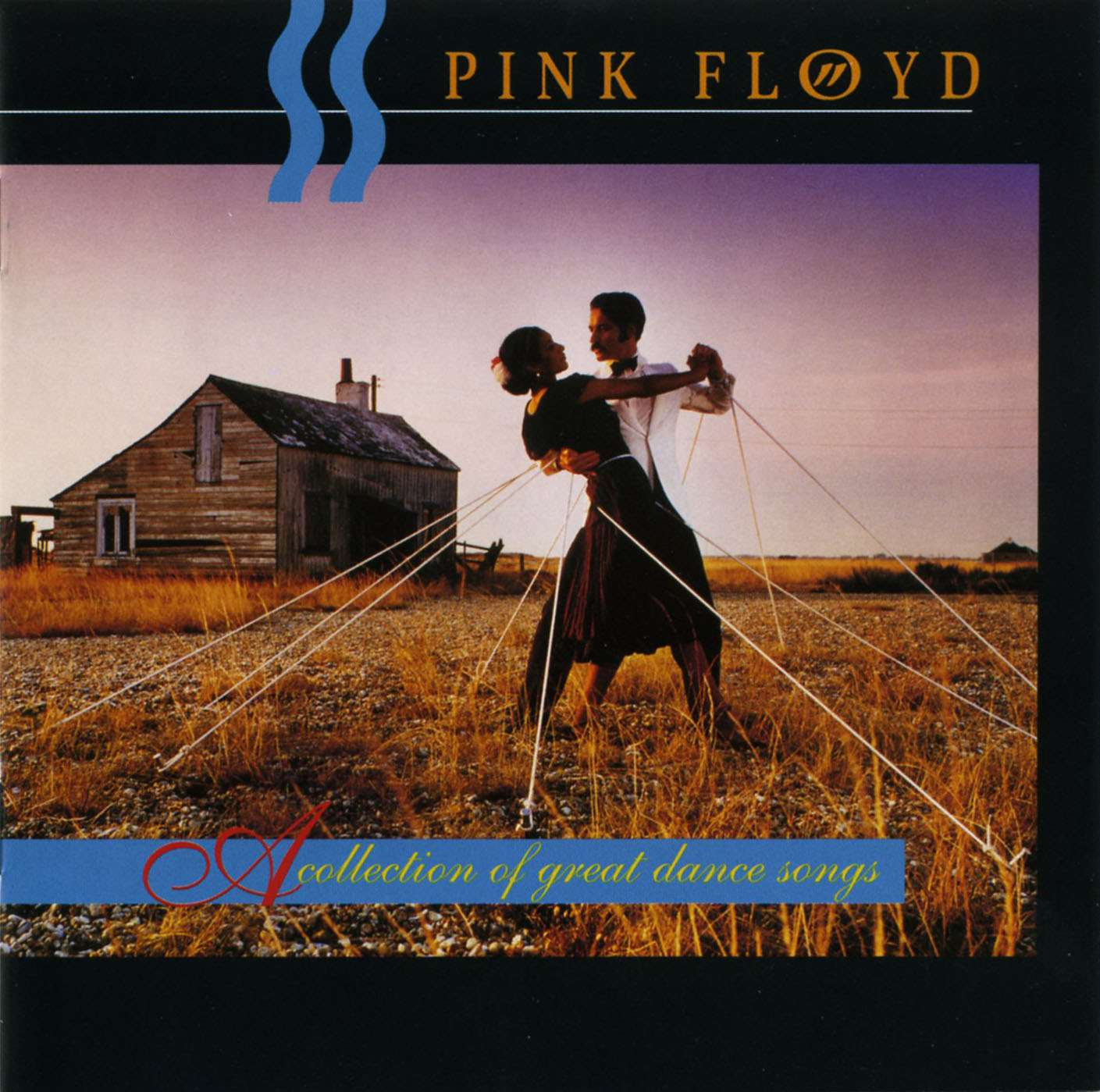 Dungeness Cottage From Cover Of Pink Floyd Album A
