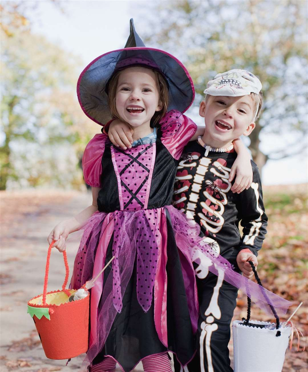 Halloween fancy dress could win prizes
