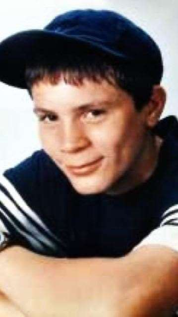 Danny Skone died 17 years ago in a quad bike accident in a quarry opposite Bluewater. Picture: Lisa Skone