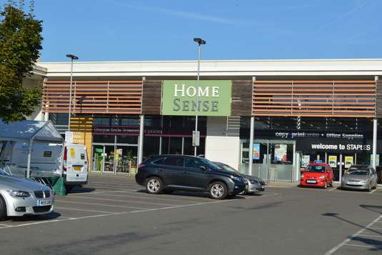 The Homesense store near Tunbridge Wells